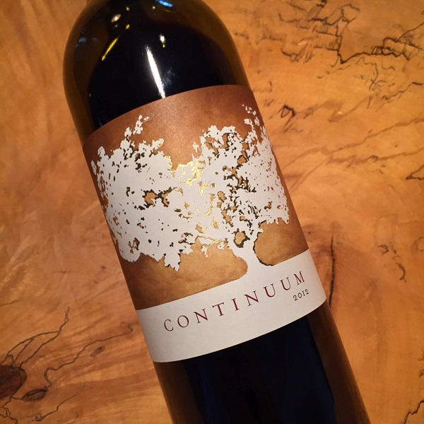 Continuum Estate Red 2013 Pritchard Hill - K. Laz Wine Collection