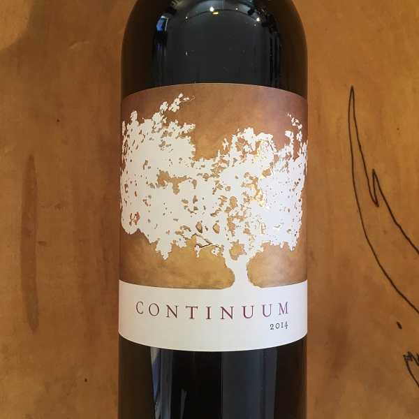Continuum Estate Red 2014  Napa Valley - K. Laz Wine Collection