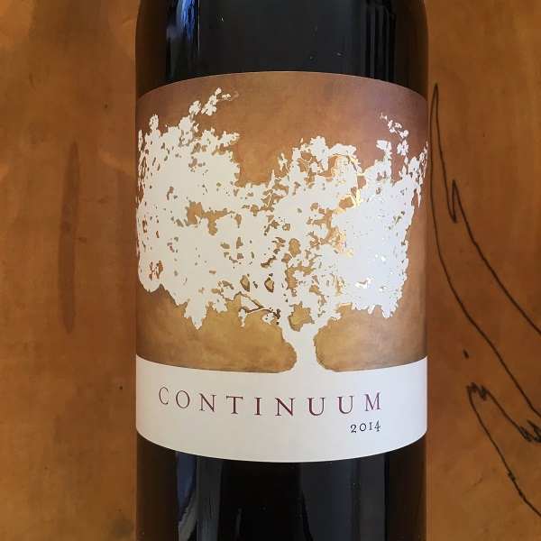 Continuum Estate Red 2014 Pritchard Hill  - K. Laz Wine Collection