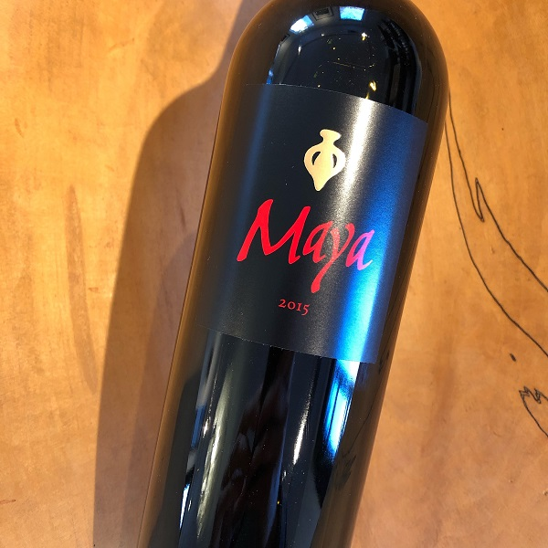 Dalla Valle Vineyards 'Maya' Red 2015 - K. Laz Wine Collection