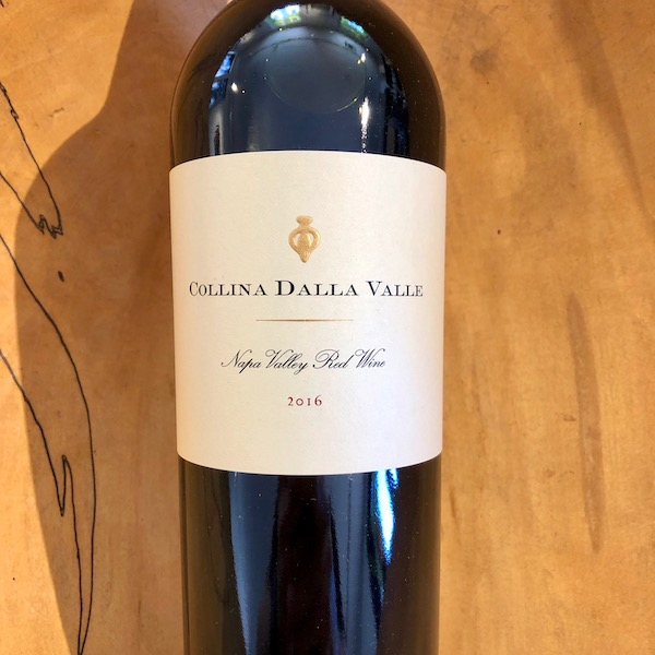 Dalla Valle Collina Dalla Valle Red 2016 - K. Laz Wine Collection