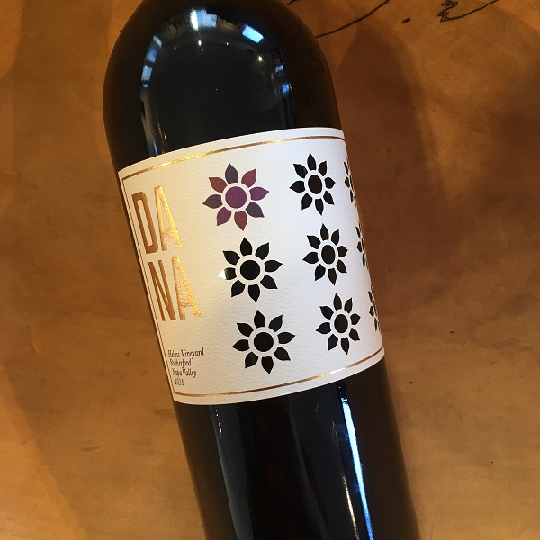 Dana 'Helms Vineyard' Cabernet Sauvignon 2014 Rutherford - K. Laz Wine Collection