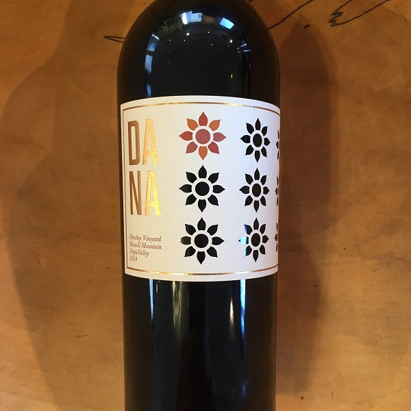 Dana 'Hershey Vineyard' Cabernet Sauvignon 2014 Howell Mountain - K. Laz Wine Collection