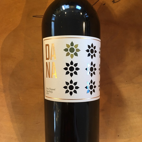 Dana 'Lotus Vineyard' Cabernet Sauvignon 2014 Napa Valley - K. Laz Wine Collection