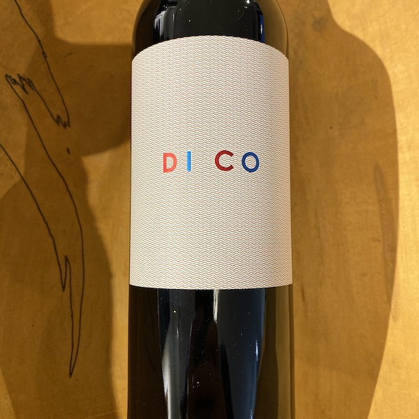 Di Costanzo  'DI CO' Cabernet Sauvignon 2017 - K. Laz Wine Collection