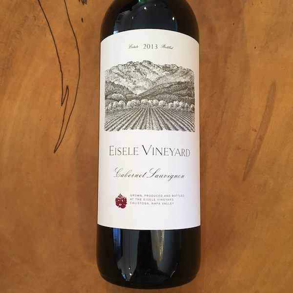 Eisele Vineyard Cabernet Sauvignon 2013 Napa Valley - K. Laz Wine Collection