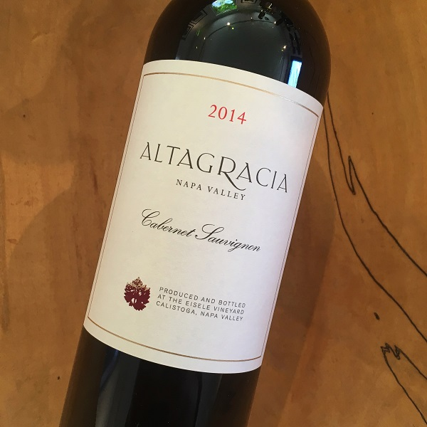 Eisele Vineyard 'Altagracia' Red 2014  Napa Valley - K. Laz Wine Collection