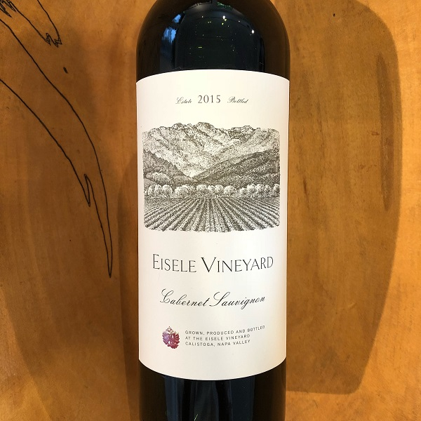 Eisele Vineyard  Cabernet Sauvignon 2015 - K. Laz Wine Collection