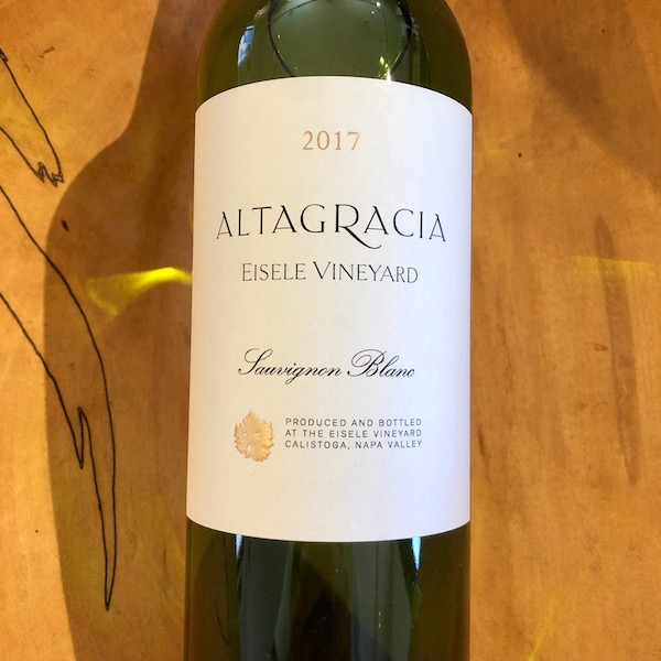 Eisele Vineyard Altagracia White 2017 - K. Laz Wine Collection