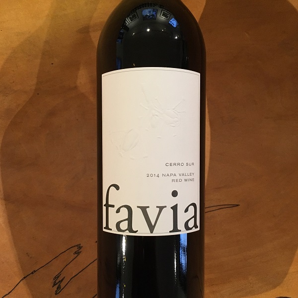 Favia 'Cerro Sur' Red 2014 Napa Valley - K. Laz Wine Collection