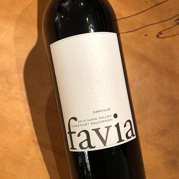 Favia Oakville Cabernet Sauvignon 2015 - K. Laz Wine Collection