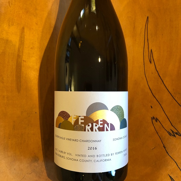 Ferren 'Silver Eagle Vineyard' Chardonnay 2016 - K. Laz Wine Collection