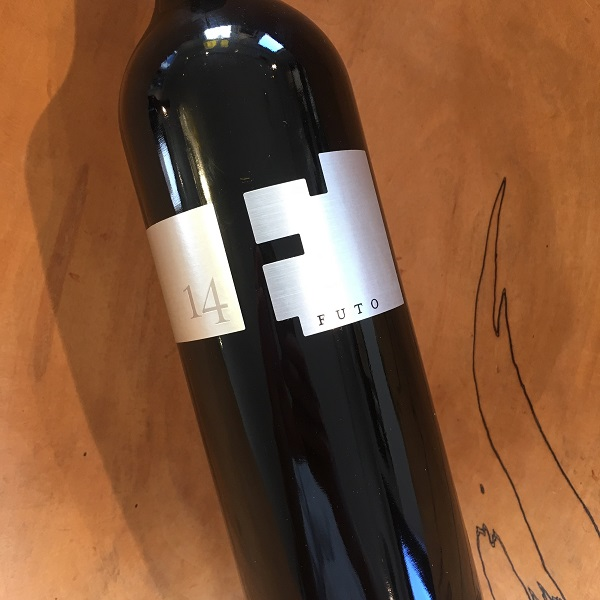 Futo Estate Red 2014 Oakville - K. Laz Wine Collection