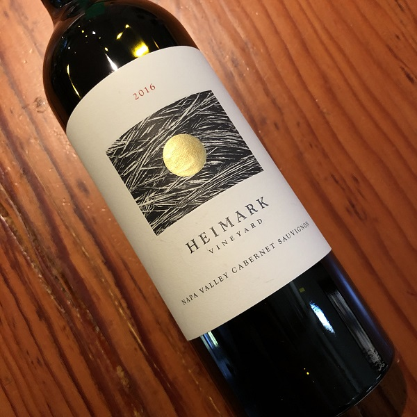 Heimark Vineyard Cabernet Sauvignon 2016 - K. Laz Wine Collection