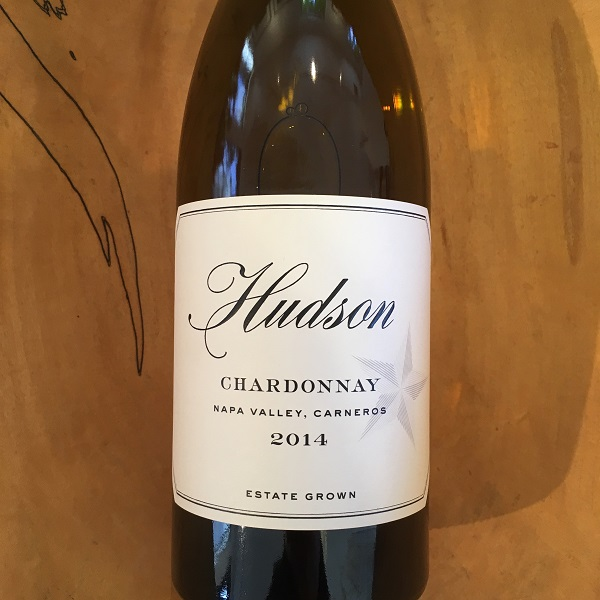 Hudson Vineyard Chardonnay 2014 Carneros - K. Laz Wine Collection