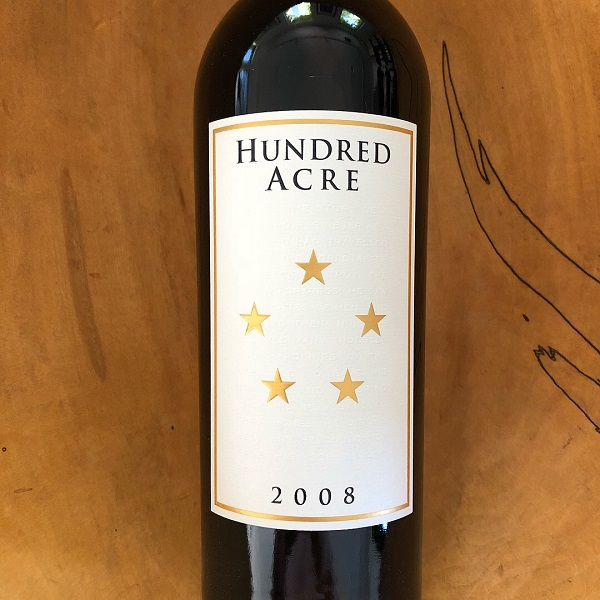 Hundred Acre Few & Far Between Cabernet Sauvignon 2008 - K. Laz Wine Collection