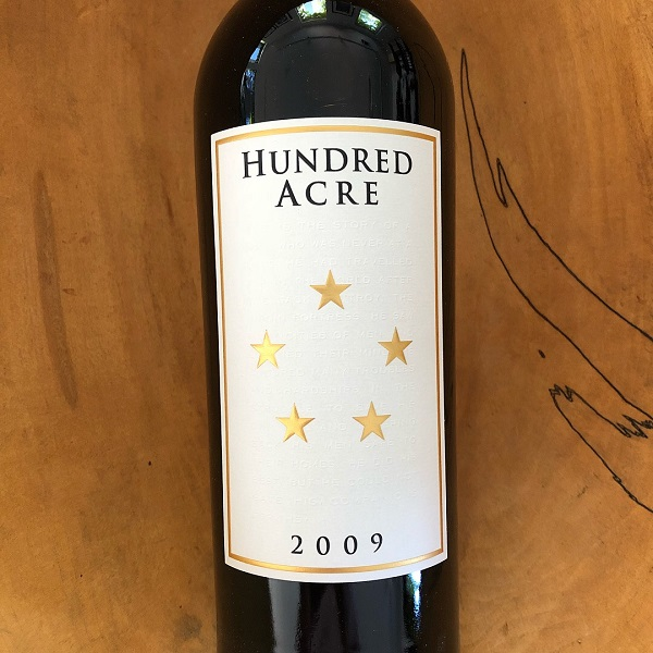 Hundred Acre  Few & Far Between Cabernet Sauvignon 2009 - K. Laz Wine Collection
