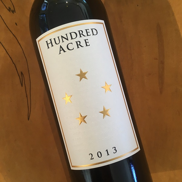 Hundred Acre  'Kayli Morgan' Cabernet Sauvignon 2013  - K. Laz Wine Collection