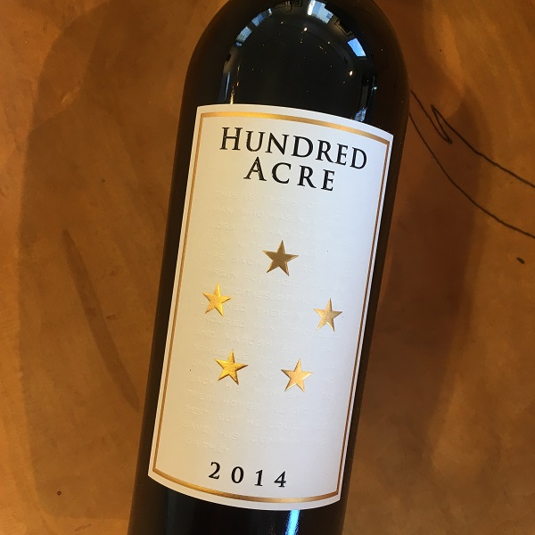 Hundred Acre  'Kayli Morgan Vineyard' Cabernet Sauvignon 2014 - K. Laz Wine Collection