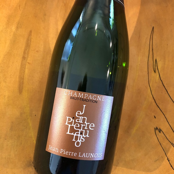 Jean-Pierre Launois Brut MV  - K. Laz Wine Collection
