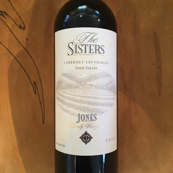 Jones Family  'The Sisters' Cabernet Sauvignon 2013 - K. Laz Wine Collection