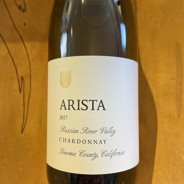 Arista 'Russian River Valley' Chardonnay 2017 - K. Laz Wine Collection