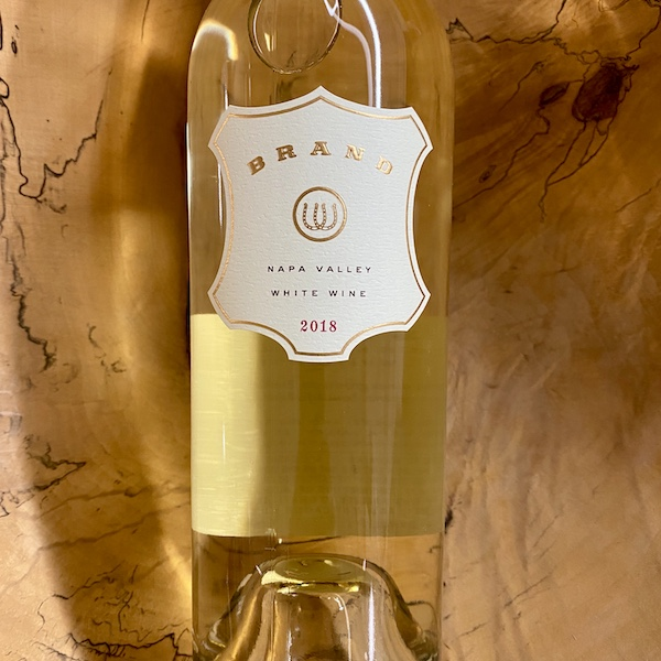 BRAND Estate Napa Valley White 2018 - K. Laz Wine Collection