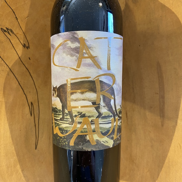 Caterwaul Napa Valley Cabernet Sauvignon 2018 - K. Laz Wine Collection
