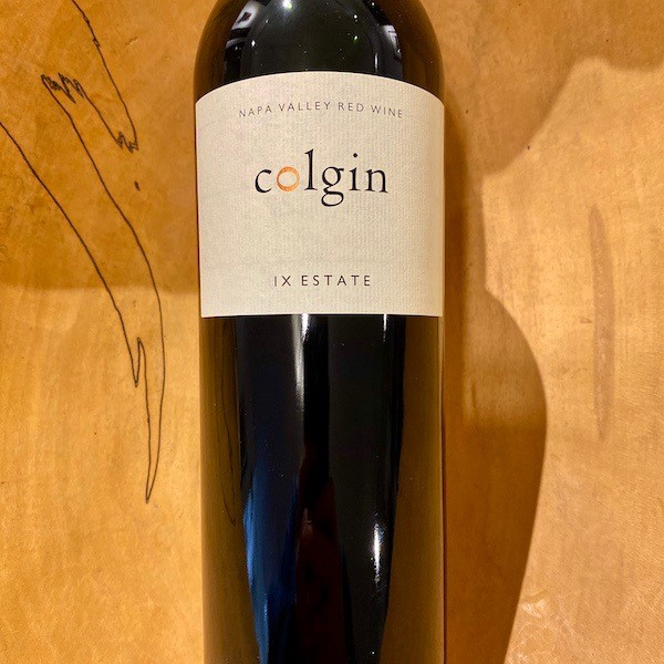 Colgin IX Estate Proprietary Red 2017 - K. Laz Wine Collection