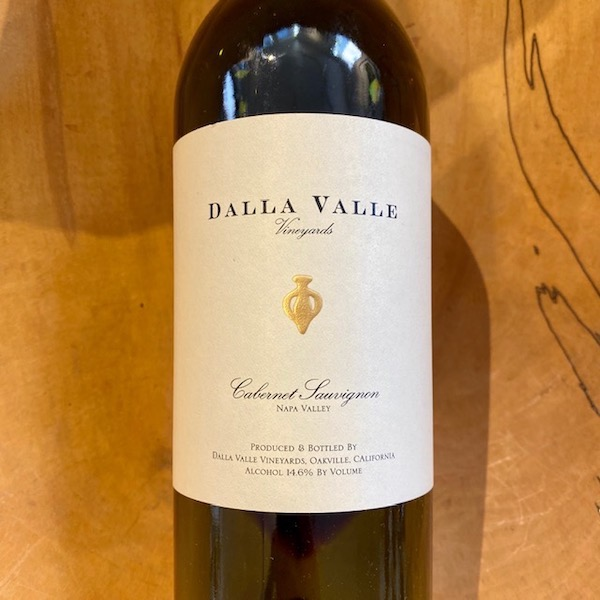 Dalla Valle Estate Cabernet Sauvignon 2017 - K. Laz Wine Collection