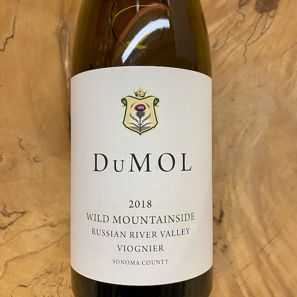 DuMOL 'Wild Mountainside' Russian River Valley Viognier 2018 - K. Laz Wine Collection