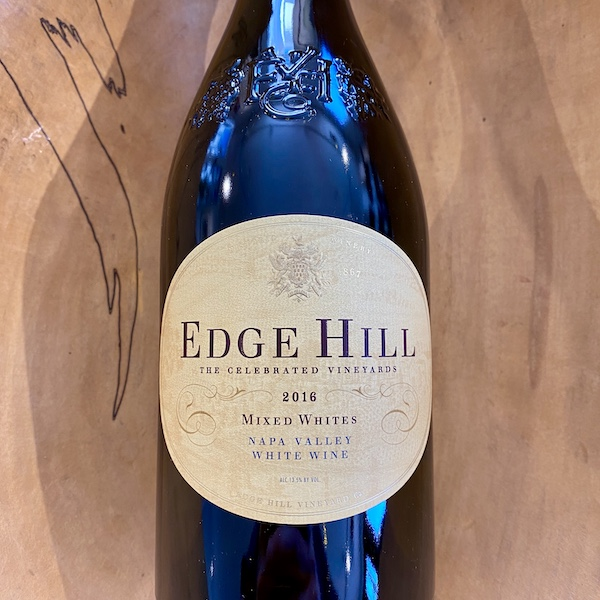 Edge Hill Mixed Whites 2016 - K. Laz Wine Collection