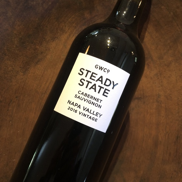 Grounded Wine Co. 'Steady State' Cabernet Sauvignon 2016 - Special Priced 6-Pack - K. Laz Wine Collection