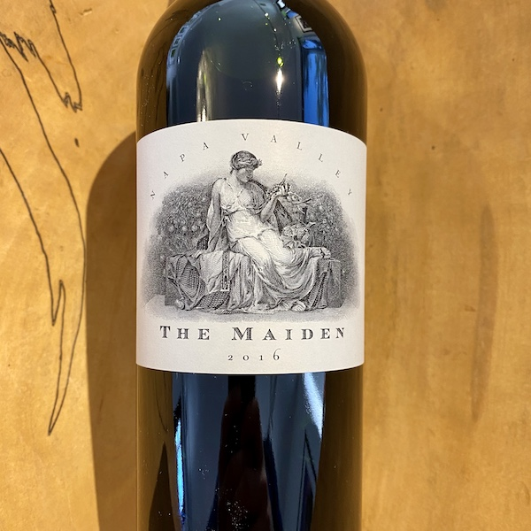 Harlan Estate 'Maiden' Red 2016 - K. Laz Wine Collection
