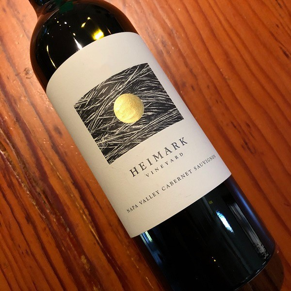 Heimark Estate Cabernet Sauvignon 2017 - K. Laz Wine Collection