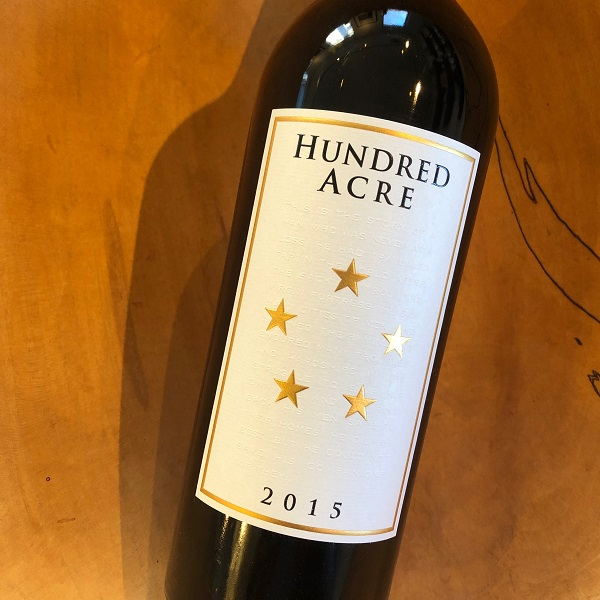 Hundred Acre 'Dark Ark' Cabernet Sauvignon 2015 - K. Laz Wine Collection