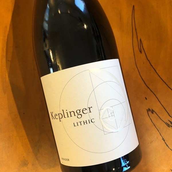 Keplinger 'Lithic' Red 2018 - K. Laz Wine Collection
