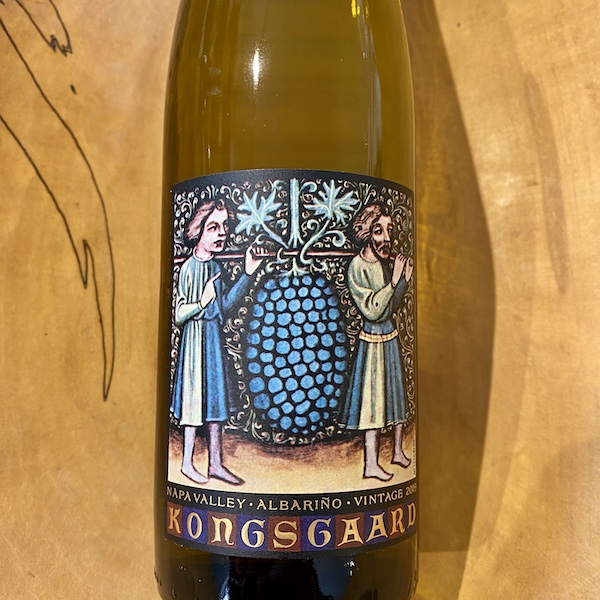 Kongsgaard Napa Valley Albariño 2019 - K. Laz Wine Collection