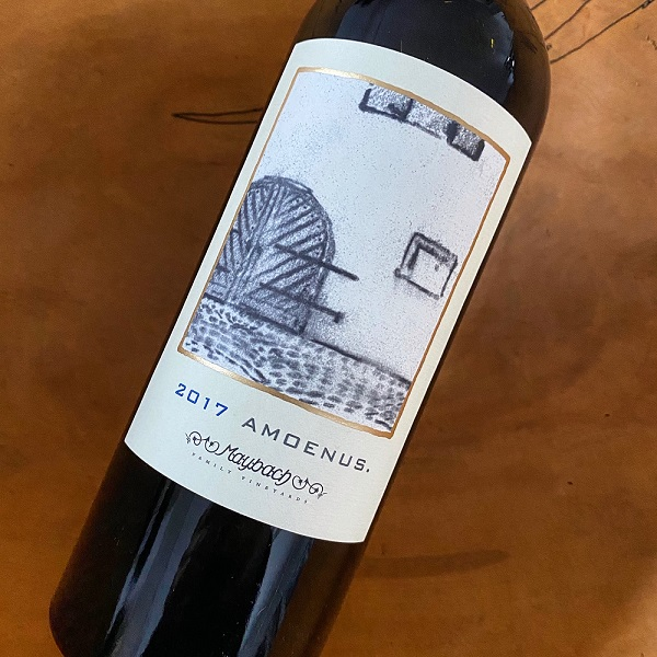 Maybach 'Amoenus' Cabernet Sauvignon 2017 - Special Priced 3-Pack - K. Laz Wine Collection