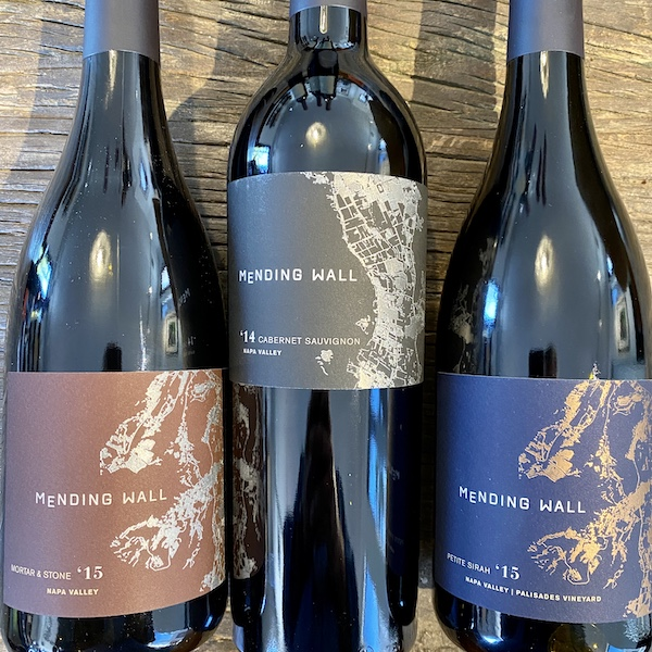 Mending Wall Mixed 6-Pack with Special Pricing - K. Laz Wine Collection