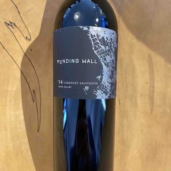 Mending Wall Napa Valley Cabernet Sauvignon 2014 - Special Priced 3-Pack - K. Laz Wine Collection