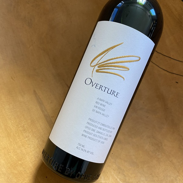 Opus One Overture Red - K. Laz Wine Collection
