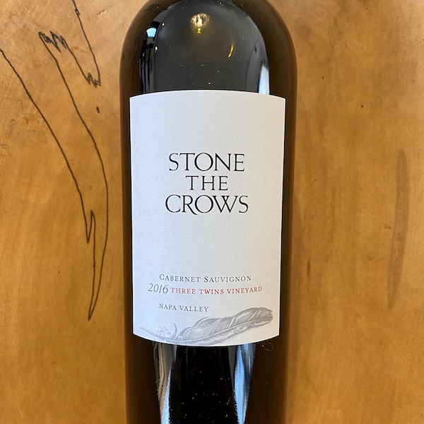 Stone The Crows Cabernet Sauvignon 2016 - Special Priced 3-Pack - K. Laz Wine Collection