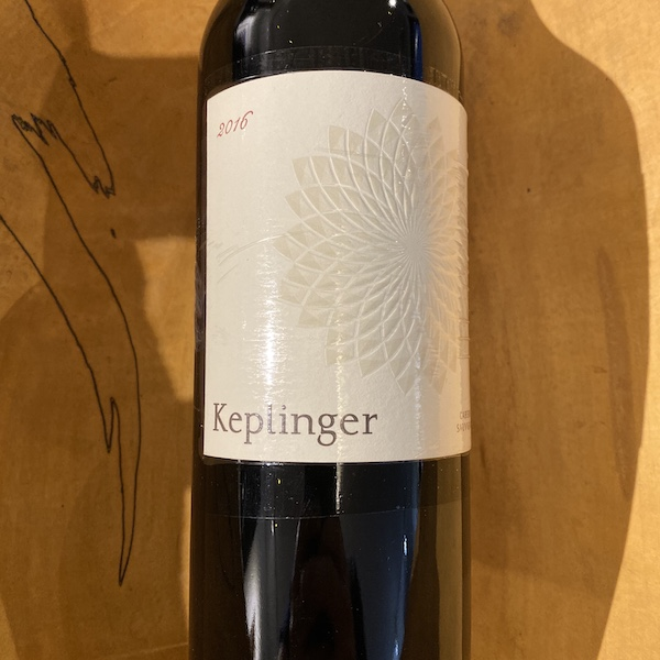 Keplinger 'Oakville Ranch Vineyard' Cabernet Sauvignon 2016 - K. Laz Wine Collection