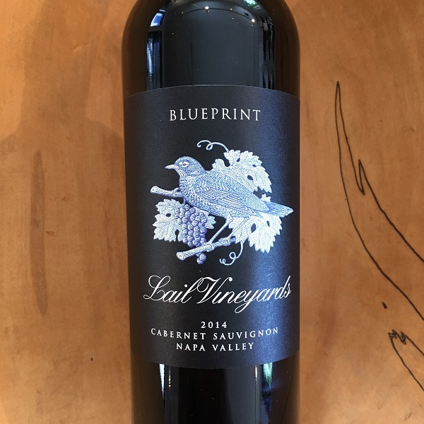 Lail 'Blueprint' Cabernet Sauvignon 2014 Napa Valley - K. Laz Wine Collection