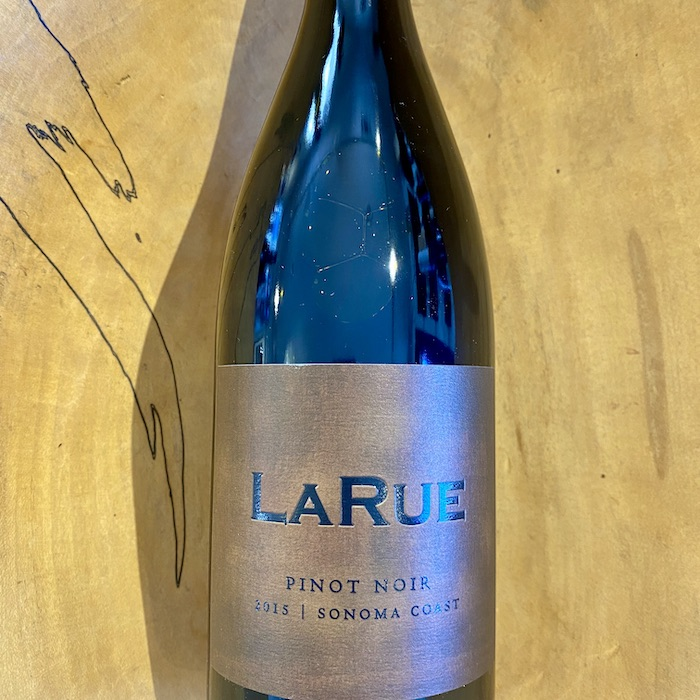 LaRue Sonoma Coast Pinot Noir 2015 - K. Laz Wine Collection