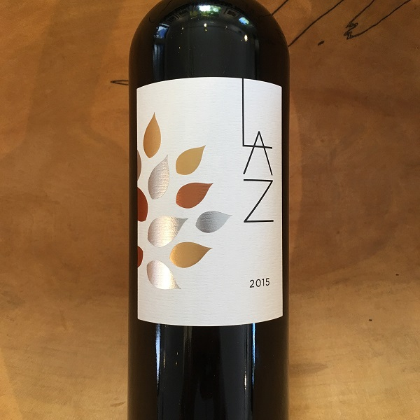 LAZ Napa Valley Cabernet Sauvignon 2015 - K. Laz Wine Collection