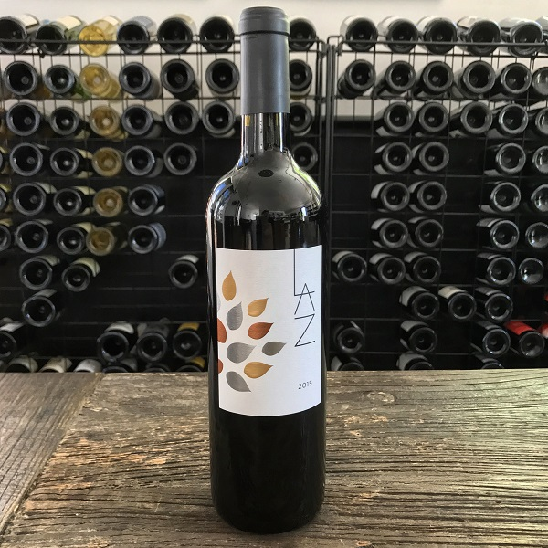 LAZ  Cabernet Sauvignon 2015 - K. Laz Wine Collection
