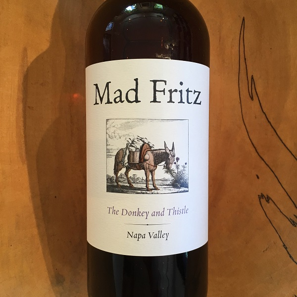 Mad Fritz Beer Lion and the Mouse - K. Laz Wine Collection