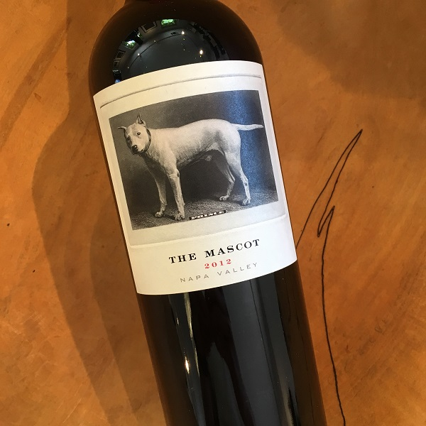 The Mascot  Cabernet Sauvignon 2012 - K. Laz Wine Collection